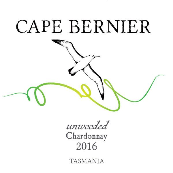 Cape Bernier Unwooded Chardonnay 2016